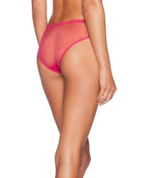 L'Agent by Agent Provocateur - Pink Idalia Mini Brief - Lyst