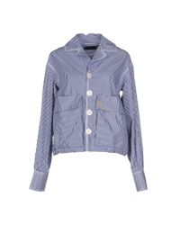 DSquared² | Blue Jacket | Lyst