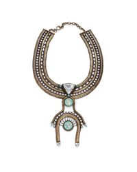 Lionette | Metallic Galit Necklace | Lyst