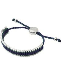 Links of London | Metallic Wimbledon Friendship Bracelet, Women's, Multi | Lyst