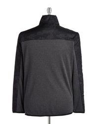 Calvin Klein | Black Track Jacket for Men | Lyst