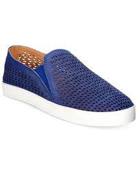 Corso Como - Blue Long Beach Sneakers - Lyst