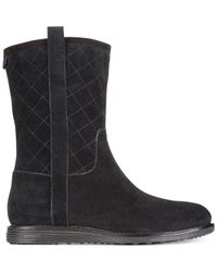 Cole Haan | Black Roper Waterproof Boots | Lyst