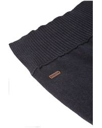 BOSS Orange - Blue Cotton Scarf: 'katapono' for Men - Lyst