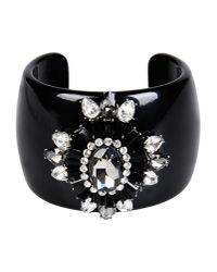 Christian Lacroix | Black Bracelet | Lyst
