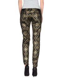 Balmain - Black Casual Pants - Lyst