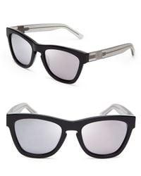 Westward Leaning - Black Mercury Seven Twotone Wayfarer Sunglasses - Lyst