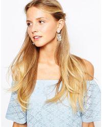 ALDO | Metallic Feroleto Drop Earrings | Lyst