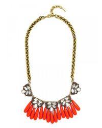 BaubleBar | Metallic Orinoko Collar | Lyst