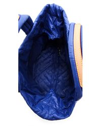 MZ Wallace - Small Metro Tote - Electric Blue - Lyst