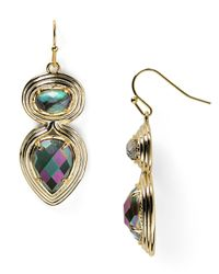 Kendra Scott | Metallic Yira Earrings | Lyst