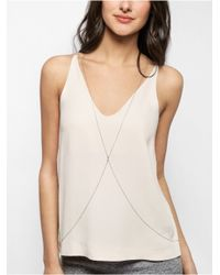 BaubleBar | Metallic Crystal Raja Body Necklace | Lyst