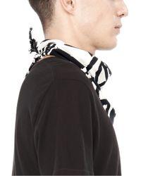Alexander Wang - Black Wangxo Bandana for Men - Lyst
