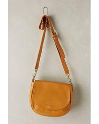 Liebeskind - Yellow Jewelbox Crossbody Bag - Lyst