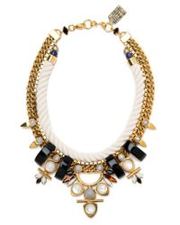 Lizzie Fortunato | Multicolor Western Collar Ii Necklace | Lyst