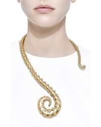 Mariah Rovery - Metallic Octopus Necklace - Lyst