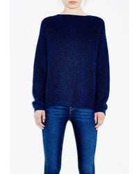 M.i.h Jeans | Blue Utility Sweater | Lyst