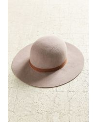 Brixton - Natural Magdalena Wool Hat - Lyst
