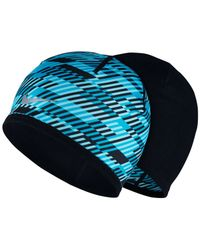 Nike | Blue Run Reversible Hazzard Beanie for Men | Lyst