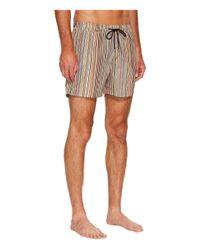 Paul Smith - Multicolor Signature Stripe Classic Swim Shorts for Men - Lyst