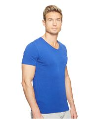 DIESEL - Blue Randal Tee Gafn for Men - Lyst