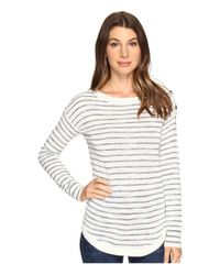 Splendid - Multicolor Topsail Stripe Pullover - Lyst