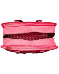 Vera Bradley - Pink Preppy Poly Triple Travel Bag - Lyst