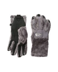 The North Face - Gray Women's Denali Thermal Etiptm Glove - Lyst