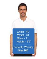 PUMA - White Ess Pounce Polo for Men - Lyst