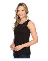 Aventura Clothing - Black Pilar Tank Top - Lyst
