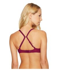Wacoal - Purple Halo Lace Underwire Bra 851205 - Lyst