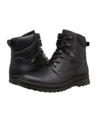 Ecco - Black Darren High Winter Boot for Men - Lyst