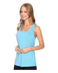 Mountain Khakis - Blue Traverse Tank Top - Lyst