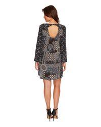 Tolani - Black Arielle Tunic Dress - Lyst