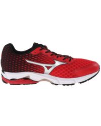 Mizuno - Red Wave Rider 18 for Men - Lyst