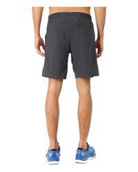 "Brooks - Black Rush 9"" Shorts for Men - Lyst"