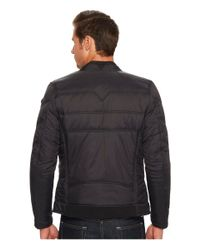DIESEL - Black W-deacon Jacket for Men - Lyst