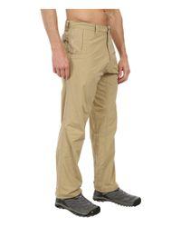 Mountain Khakis - Natural Equatorial Pant for Men - Lyst