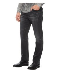 AG Jeans - Multicolor Graduate Tailored Leg Jeans In 7 Years Asphalt for Men - Lyst