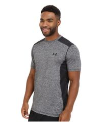 Under Armour - Black Raid S/s Tee for Men - Lyst