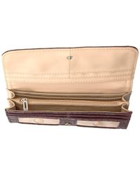 Guess - Multicolor Frankee Slg Large Flap Organizer - Lyst