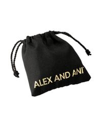 ALEX AND ANI - Multicolor Precious Threads Endless Knot Sangria Braid - Lyst
