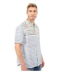 Tommy Bahama - Blue Breton Blooms Breezer Linen Camp Shirt for Men - Lyst