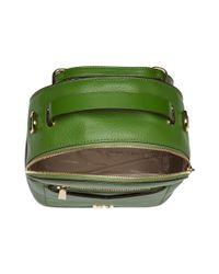 MICHAEL Michael Kors - Green Jessa Small Convertible Backpack - Lyst