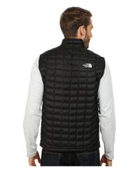 The North Face | Black Thermoballtm Vest for Men | Lyst