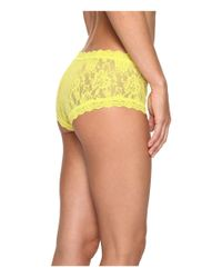 Hanky Panky | Multicolor Signature Lace Boyshort | Lyst