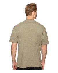 Pendleton - Green S/s Deschutes Pocket Shirt for Men - Lyst