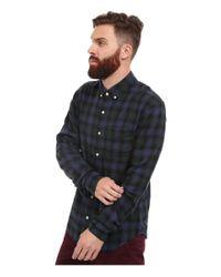 Joe's Jeans - Blue Slim Fit Shirt for Men - Lyst