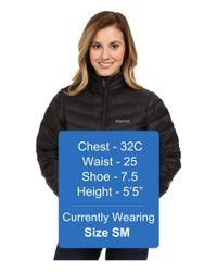 Marmot - Black Jena Jacket - Lyst