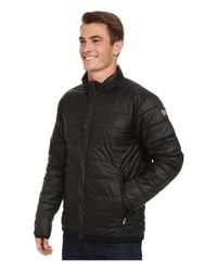 Fjallraven - Black Keb Loft Jacket for Men - Lyst